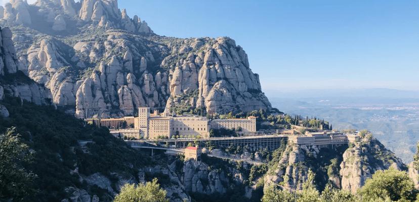 Испания, Монтсеррат