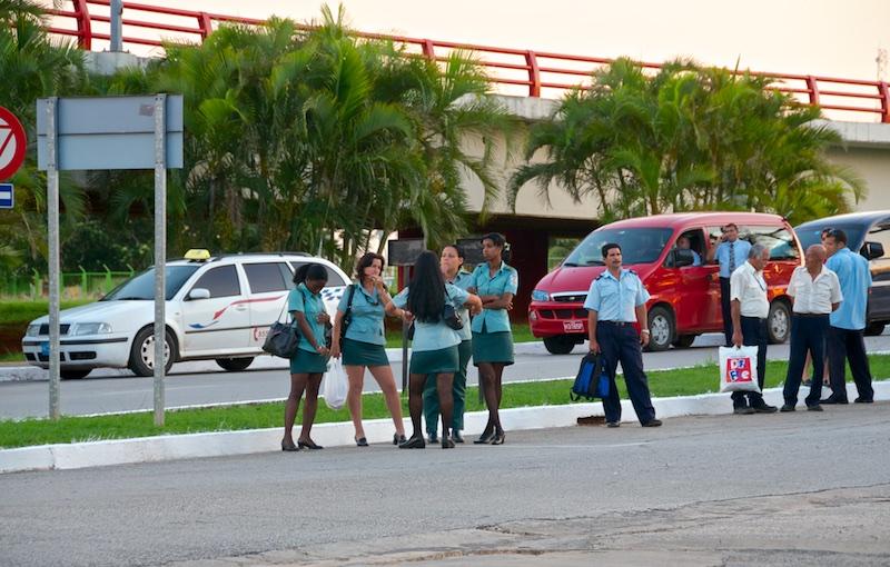 Аэропорт на Кубе