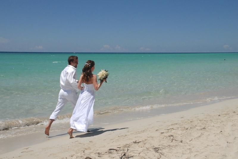 Свадебная церемония на Кубе