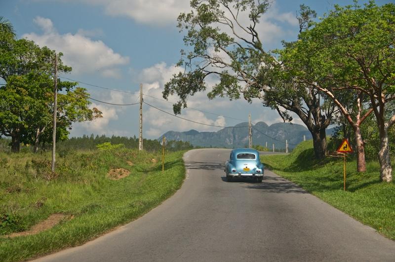 Западная Куба, долина Виньялес