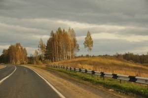 Красота российской природы