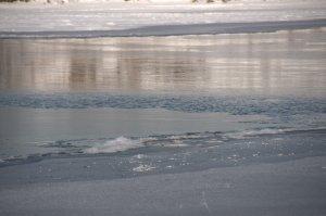 Замёрзшая Москва-река