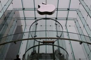 Центральный магазин Apple в Нью-Йорке