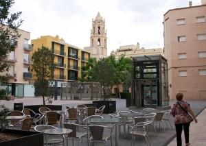 Площадь в Реусе
