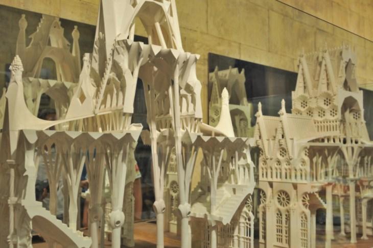 Храм Св. Семейства, Барселона, Испания