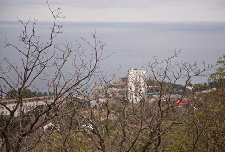 Царская тропа, Крым