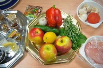 Приготовление еды в посуде Zepter