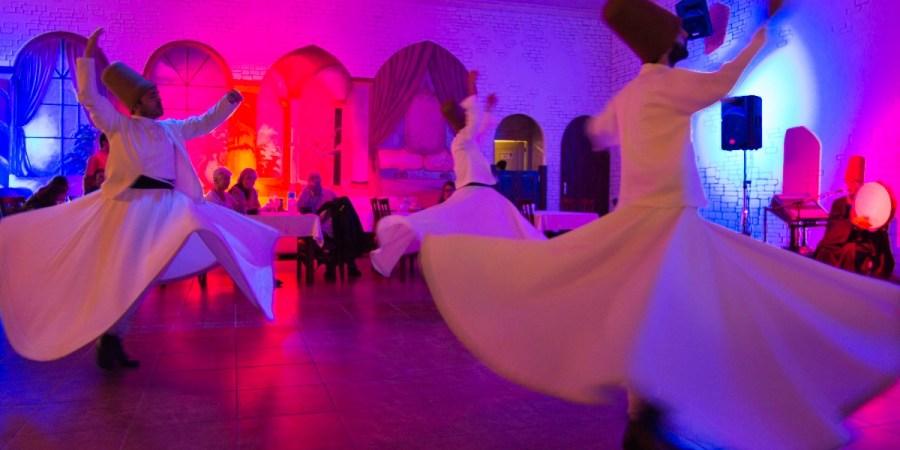 Суфийские танцы