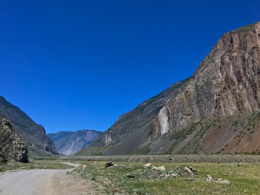 Горный Алтай, перевал Карту-Ярык