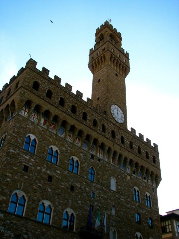Return Florence Uffizi Footpath In Umbria