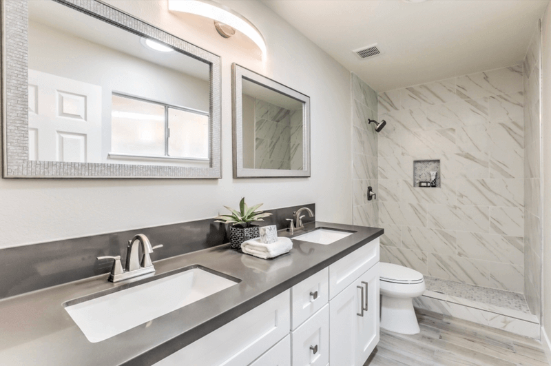 Bathroom Remodel San Diego  Forever Builders  Home