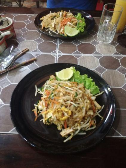 Krua Dabb Lob Restaurant Enjoying Chiang Mai