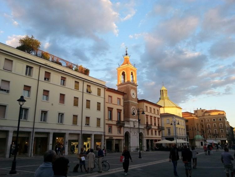 Rimini Italy 2018
