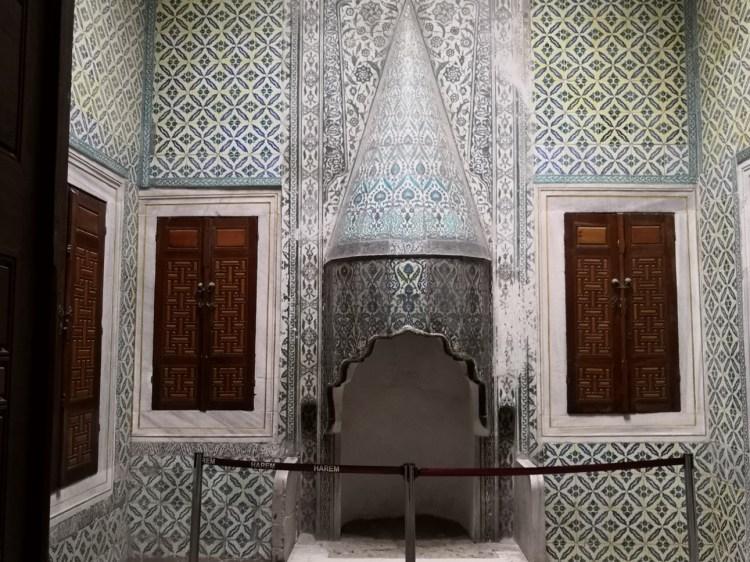 Harem - Topkapi Palace Istanbul