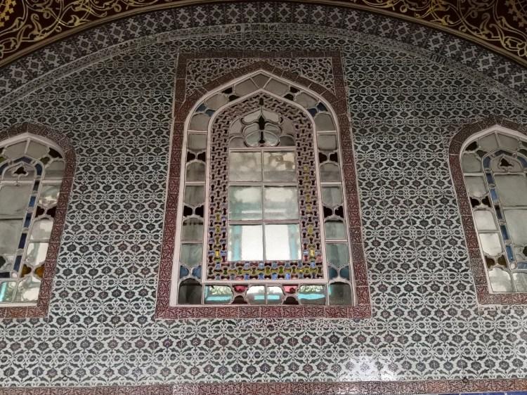 Sultan Murad III's Room - Harem Topkapi Palace