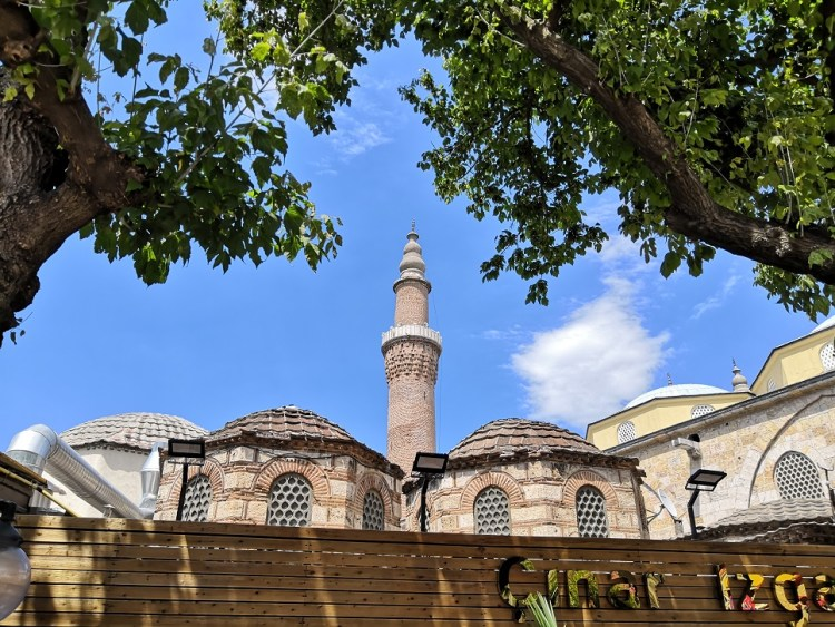 Orhan Gazi Mosque - Birth of the Ottoman Empire, Bursa