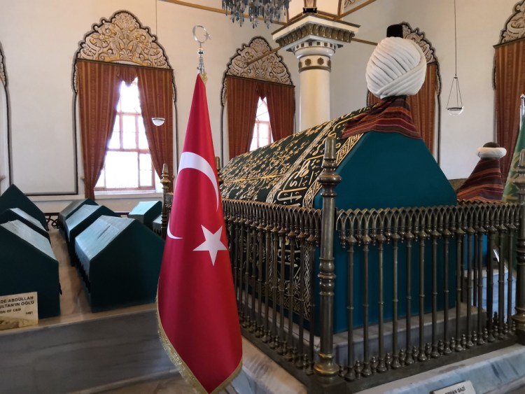 Orhan Gazi Mausoleum - Birth of the Ottoman Empire, Bursa