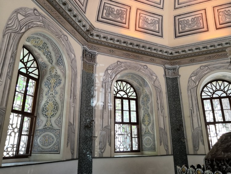 Osman Gazi Mausoleum - Birth of the Ottoman Empire, Bursa