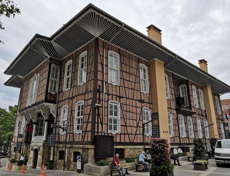 Bursa Town Hall - Bursa