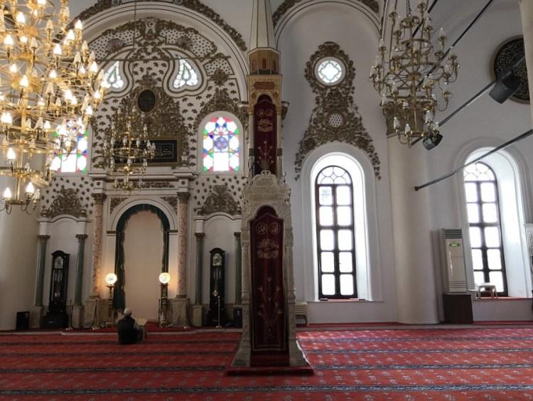 Hisar Mosque - Ottoman Izmir
