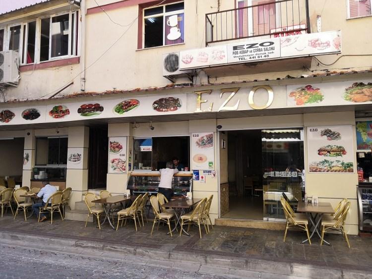 Ezo Restaurant - Izmir