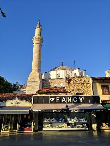 Kaleiçi Mosque - Kusadasi