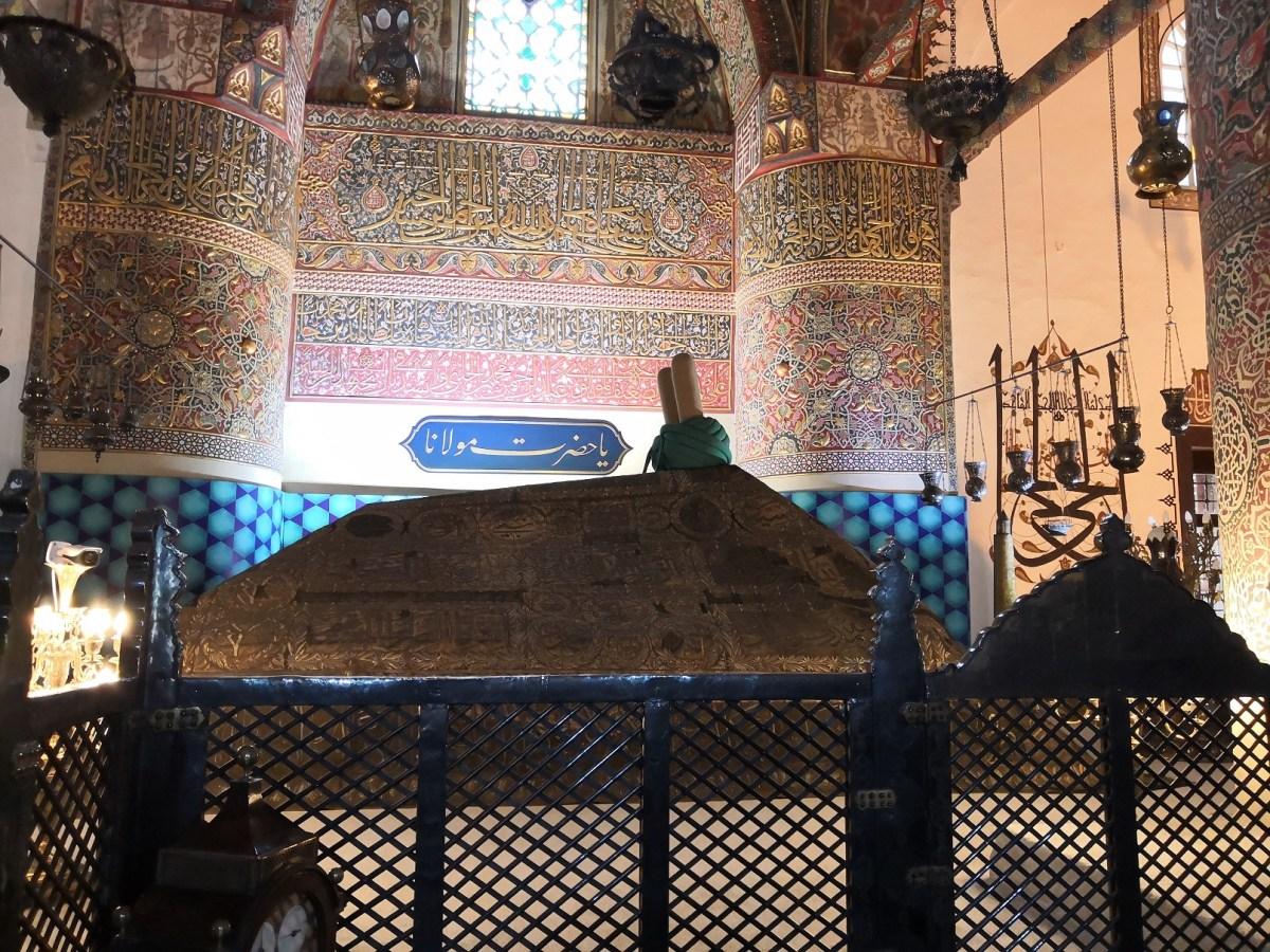 Mevlana Museum – Konya