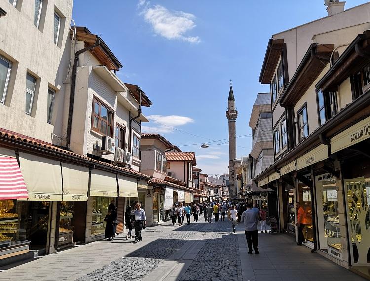 Konya Bazaar