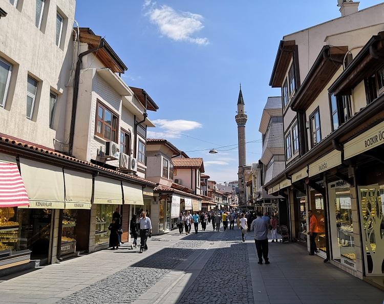 Bedesten Çarşı - Konya