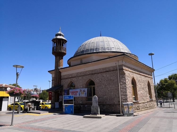 Şazibey (Ak) Mosque - Seljuk Konya