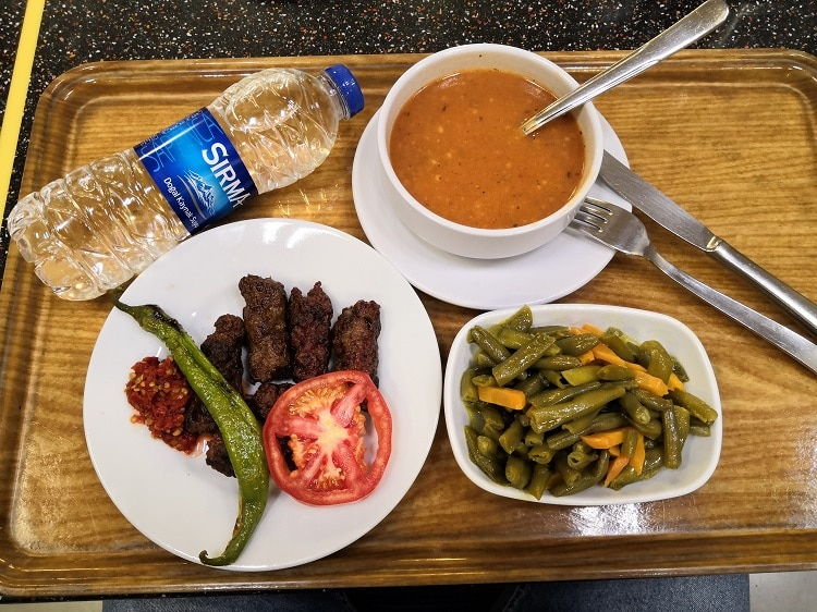 Is Turkish Food Healthy?