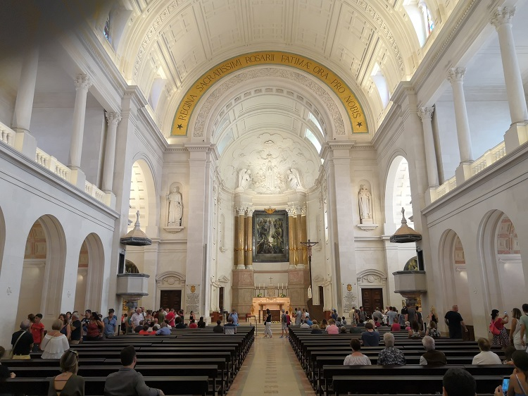 Basilica of Our Lady of the Rosary - Fatima