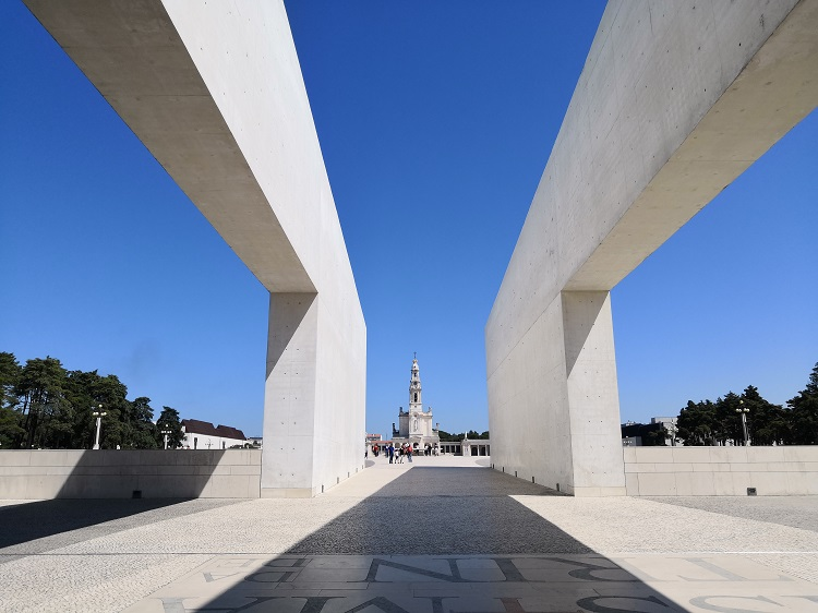 Basilica of the Holy Trinity - Fatima