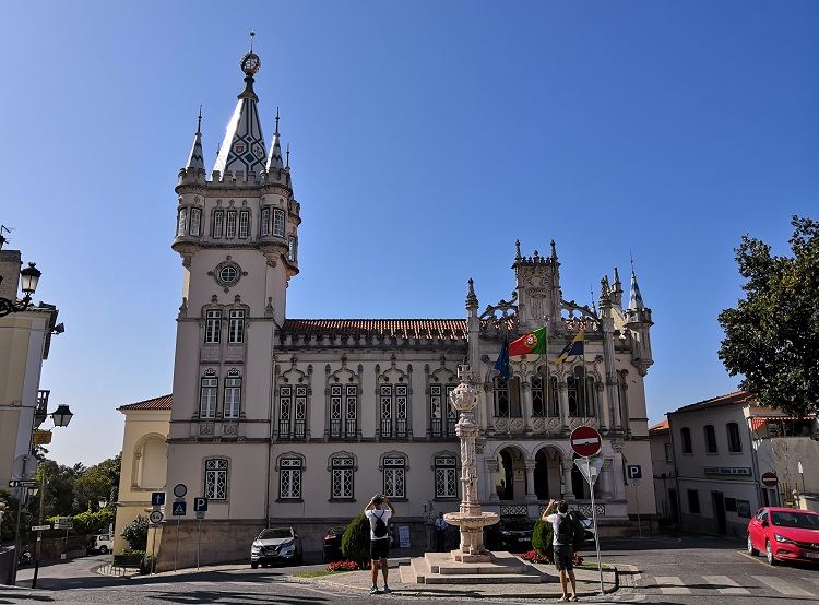 Town Hall - Sintra