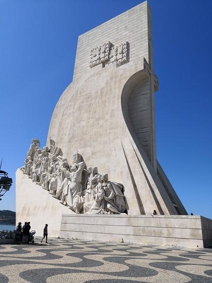 Padrão dos Descobrimentos - Lisbon