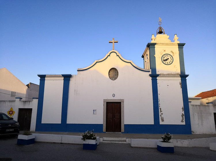 Igreja de Nossa Senhora da Graça - Vila Nova de Milfontes