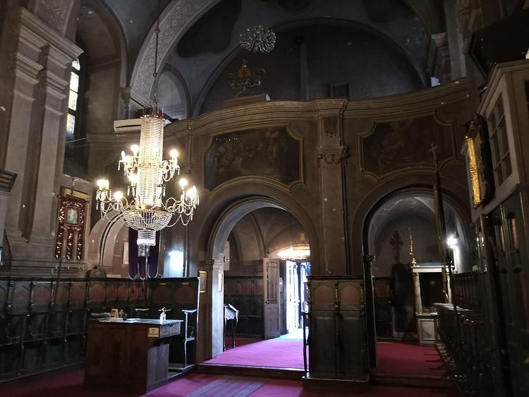 Historic churches in Novi Sad