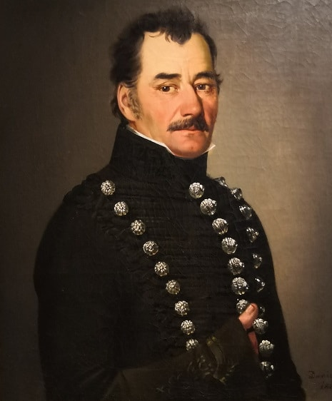 Portraits in Serbian 19th century painting