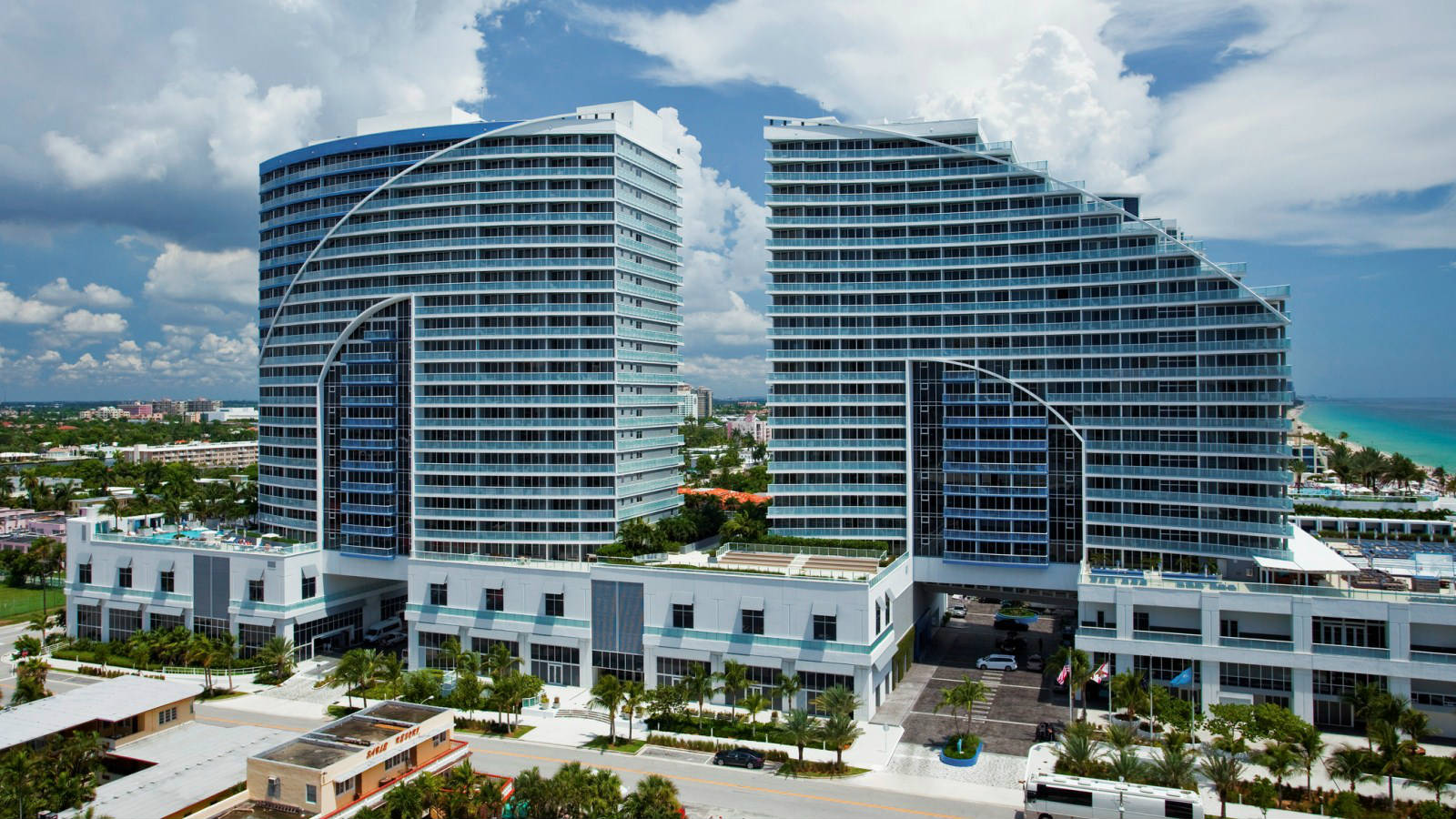 W Fort Lauderdale  MyFortLauderdaleBeachcom Hotel Directory