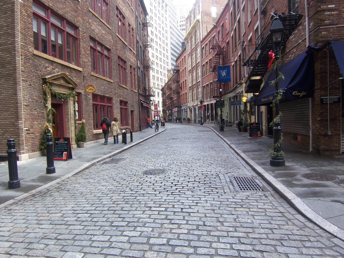 Stone Street NYC | Buy Now