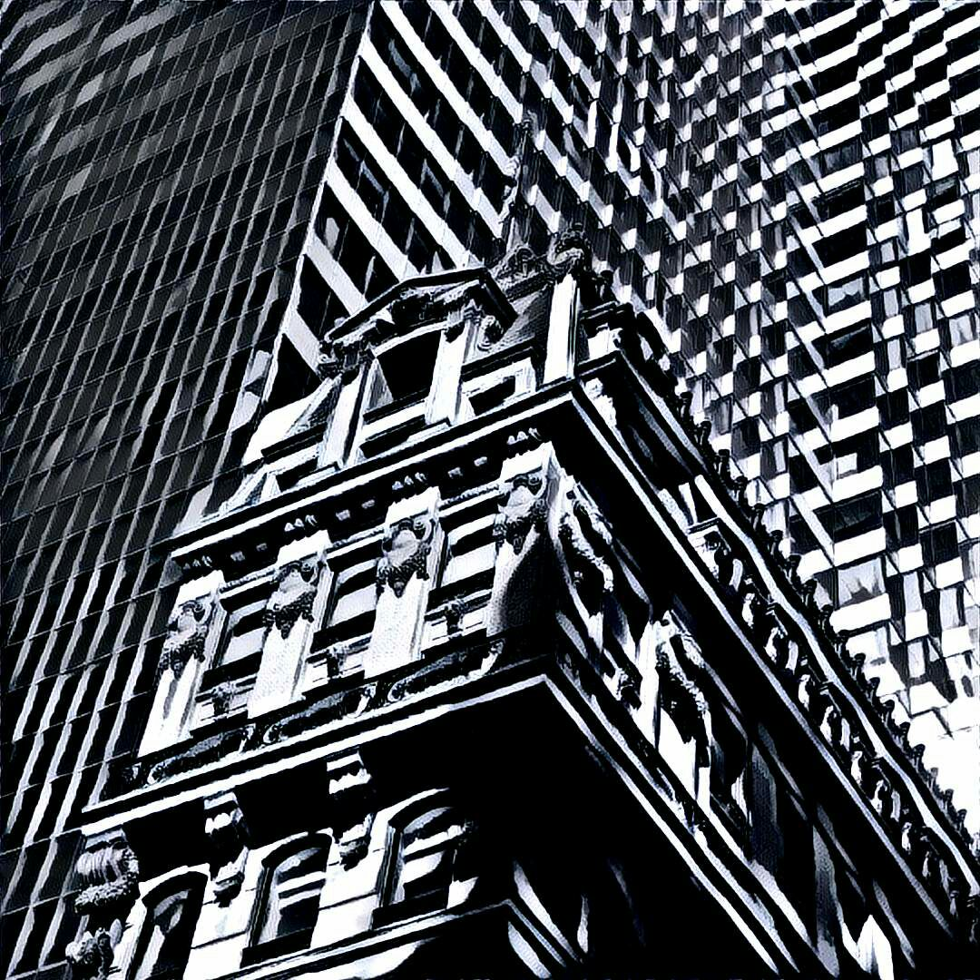 NYC on Prisma