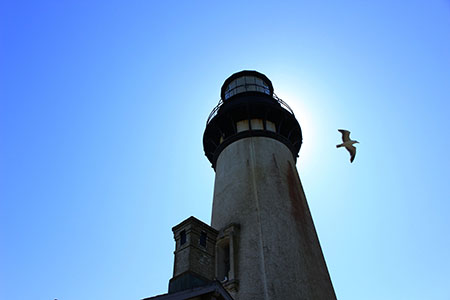 Lighthouse view 2