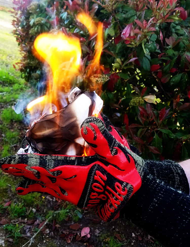 Dragon Knuckle Gloves