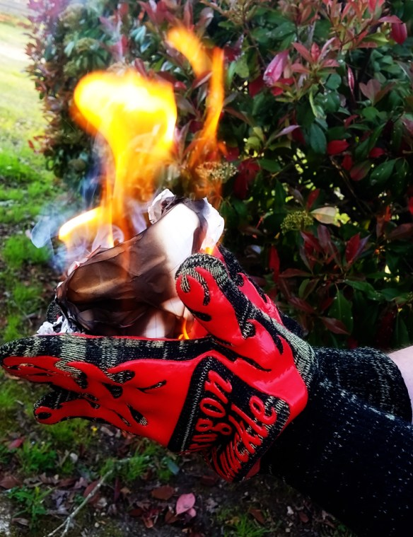 Dragon Knuckle Gloves