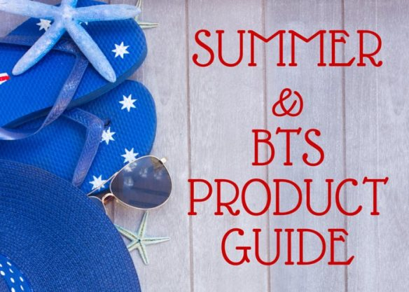 Summer Product Guide