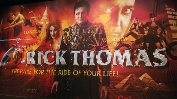 Rick Thomas Magic Show
