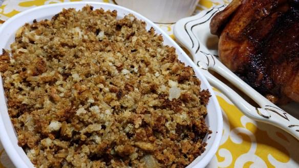maple glazed sage turkey