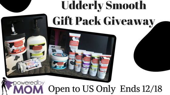 Udderly Smooth Gift Pack