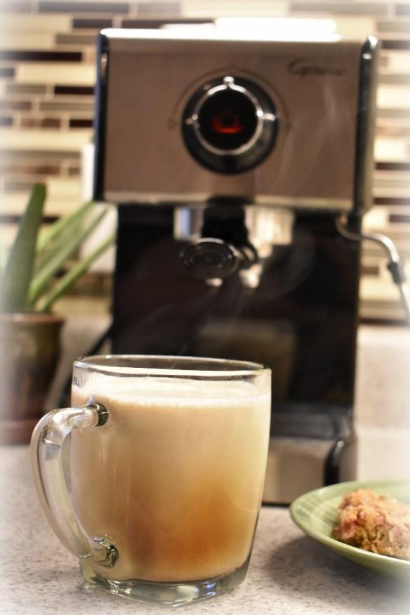 Coffee Shop Cappuccino