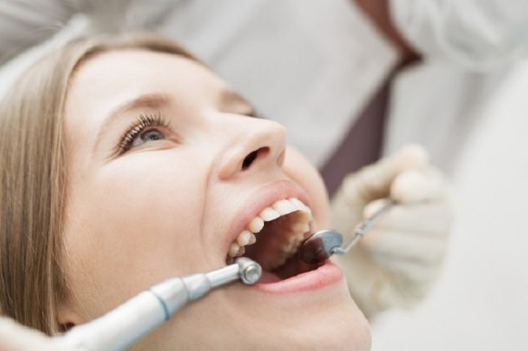 Skilled cosmetic dentist